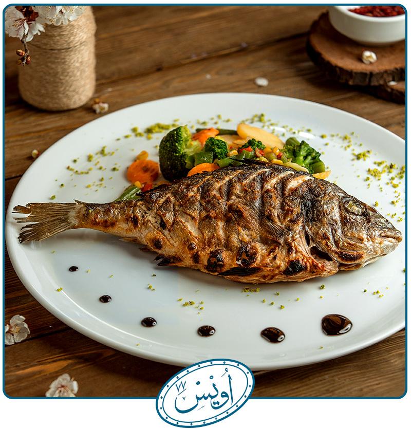 چاشنی ماهی