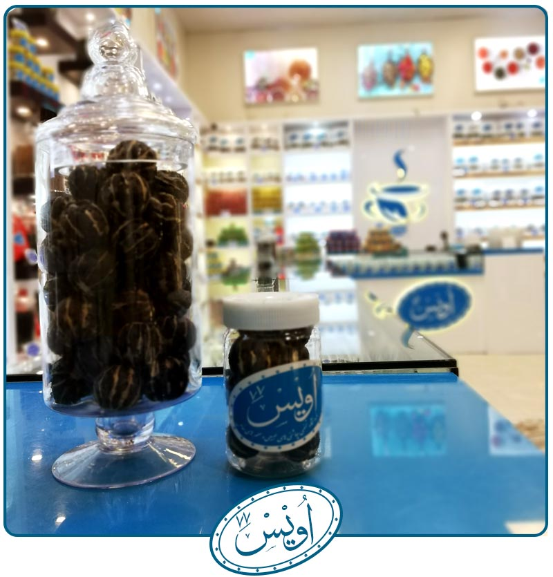لیمو عمانی پوست کنده