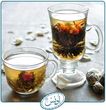 چای گل